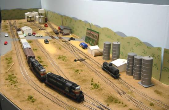 ho steam locos  n scale railroad layout plans  ho scale